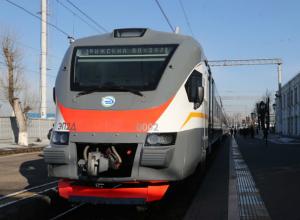 Новые электрички по маршруту Ростов — Таганрог  будут с системами контроля климата и биотуалетами