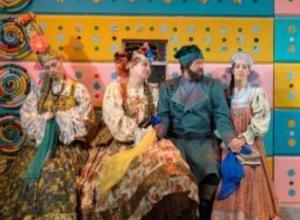 В Таганроге прошла традиционная Елка для одаренных детей