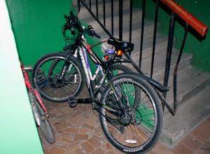 В Таганроге предприимчивый воришка украл велосипед и продал первому встречному