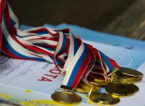 Юноши Таганрога заняли второе место по итогам XIII Спортивных игр Дона -2017
