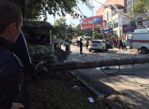 В Таганроге гонки общественного транспорта закончились летальным исходом для пешеходов