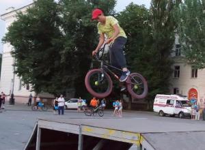 Фестиваль субкультур прошел в Таганроге