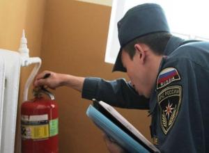 Прокуратура Таганрога ведет пожарный надзор