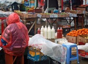 Борьба с несанкционированной торговлей в Таганроге продолжается