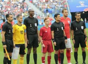 Школьник из Таганрога  открывал матч ЧМ-2018 Бельгия — Англия