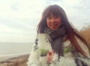 Свои впечатления о Таганроге Анита Цой изложила в видеоролике