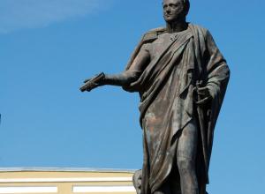 В Таганроге провели панихиду по императору Александру I