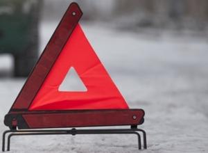 «Стеклянный асфальт» стал причиной трех аварий в Таганроге