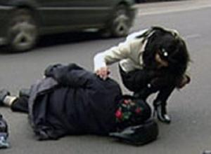 Автоледи на иномарке «Hyundai Accent» сбила женщину в Таганроге
