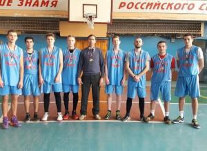 Соревнования по баскетболу прошли в Таганроге