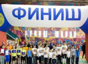 Таганрог открыл Год детского спорта соревнованиями по лазер – рану