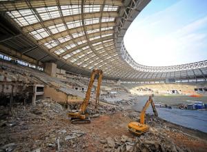 После ЧМ-18 Ростовская область получит 6 реконструированных стадионов