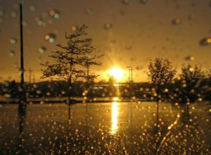 Погода в Таганроге будет дождливой и теплой