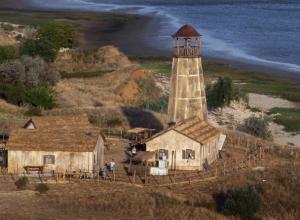 Декорации после съемок фильма «Смотрителя маяка» сожгут в Таганроге