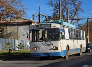 Версия про новые б/у троллейбусы обсуждается в Таганроге