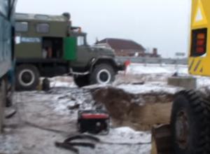 Водоканал Таганрог устранил крупную коммунальную аварию на Донводе