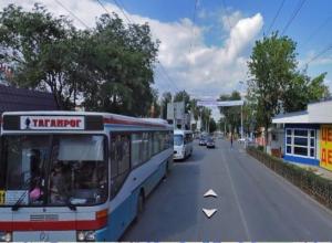Жители Таганрога возмущены двухуровневой остановкой вблизи рынка «Радуга»