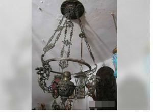 Житель Таганрога решил продать любимый осветительный антиквариат за 500 тысяч рублей