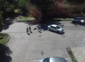 В Таганроге пожилого мужчину сбила машина