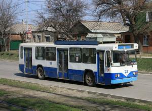 В Таганроге меняется маршрут движения автотранспорта, отменяются  троллейбусы №1 и №3