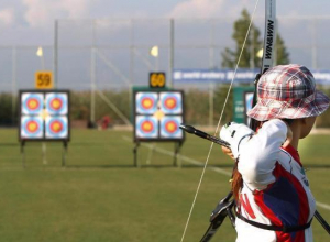 Таганрогская спортсменка Елена Осипова стала чемпионкой России по стрельбе из лука