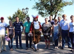 Туризм в Таганроге вышел на всероссийский уровень