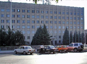 Чиновников таганрогской администрации эвакуировали в экстренном режиме