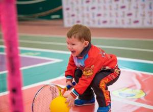 Большой теннис для самых маленьких в Таганроге –  то, что нужно вашим детям