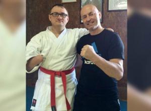 Таганрожец Сергей Бурлаков стал обладателем кубка международного турнира по пара-каратэ