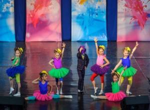 «Птица счастья» танцевала в Таганроге