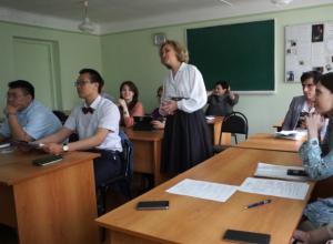 Юбилейные «чеховские чтения» прошли в Таганроге