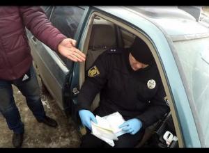 Автомобиль с большой партией наркотиков задержали в Таганроге
