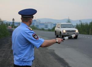 Сотрудники ГИБДД Ростовской области проводят рейд «Нетрезвый водитель»