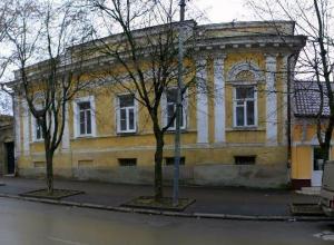 О тебе, любимый город: Дом купчихи Анны Дикикаки