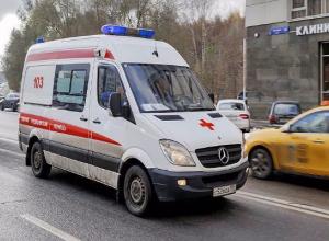 Автопарк БСМП Таганрога пополнился новыми каретами Скорой помощи