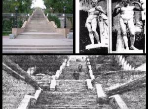 О тебе, любимый город: Каменная лестница
