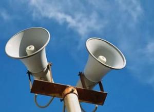 Таганрожцев предупреждают о плановой проверке электросирен