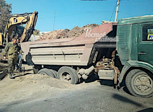 В Таганроге очередной провал  автотранспорта