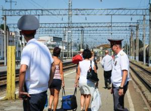 Две ж/д станции под Таганрогом нарушили правила пожарной безопасности