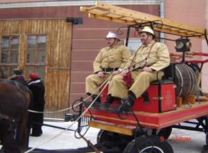 О тебе любимый город: Пожарная каланча