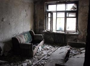 В Таганроге проверят все заброшенные дома