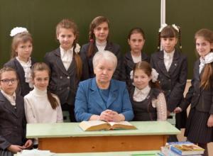 Светлана Мокляк — учительница первая моя