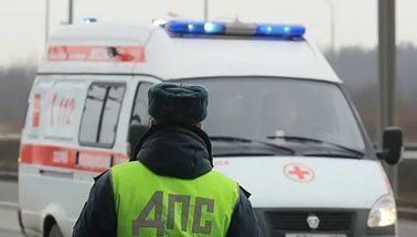 В Таганроге иномарка сбила пожилую женщину