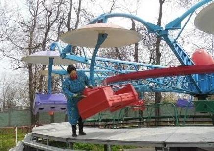 Центральный парк Таганрога готовит новшества для своих посетителей