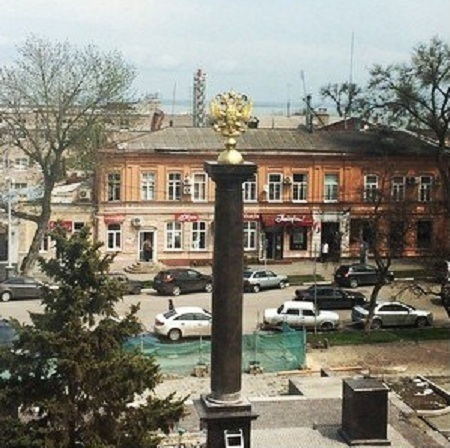 8 мая в первой половине дня центр Таганрога будет перекрыт