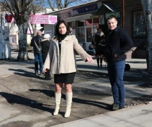В Таганроге на переулке Гоголевский будет новая парковка