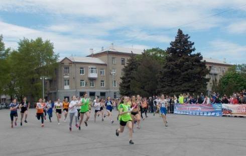 По улицам Таганрога бегало полторы тысячи человек