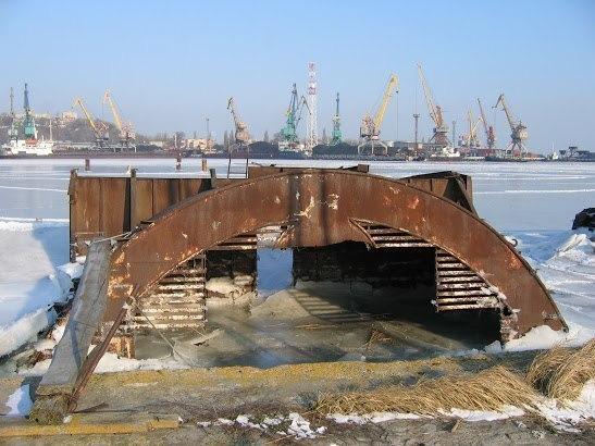 О тебе любимый город: Затопленный пароход Чичерин