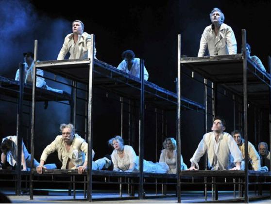 В Таганроге покажут спектакль «На дне»