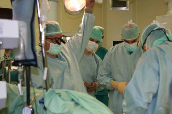 В Таганроге сделаны первые высокотехнологичные операции на устранение аритмий